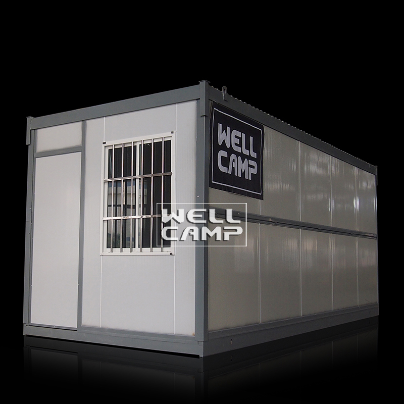 WELLCAMP, WELLCAMP prefab house, WELLCAMP container house Brand mobile rock folding container house manufacture