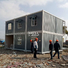 modern container house mobile design c18