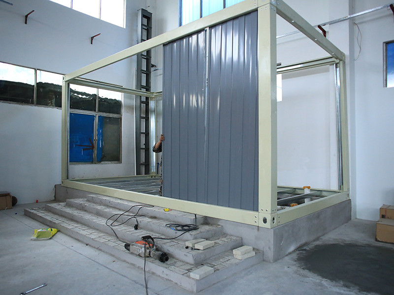 wellcamp detachable container house pack c15 WELLCAMP, WELLCAMP prefab house, WELLCAMP container house