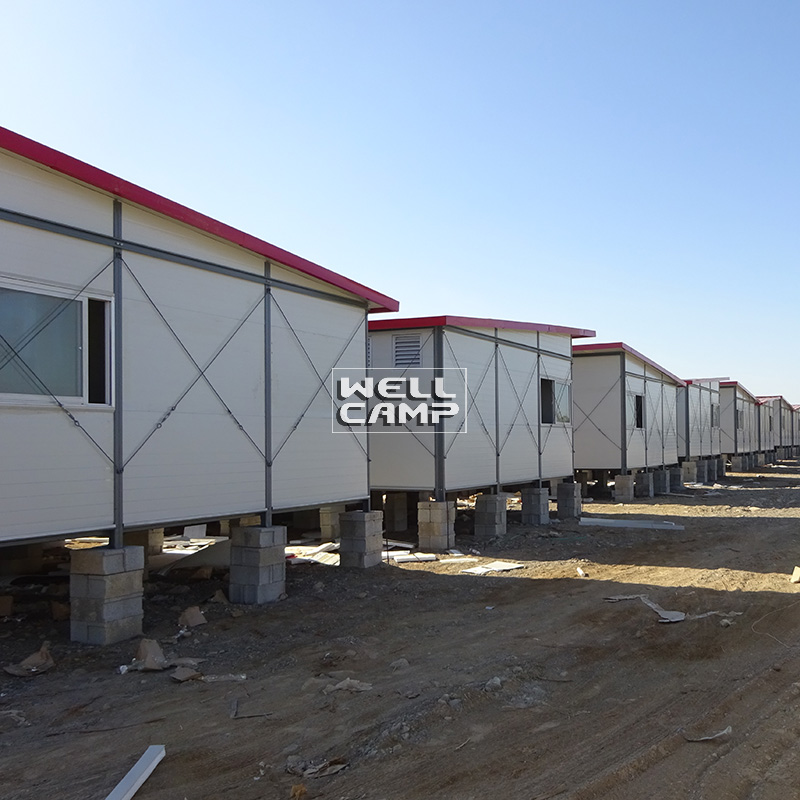 prefabricated houses china price three prefab houses Brand