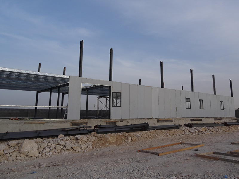 OEM modular prefabricated house suppliers security t14 luxury prefab houses for sale