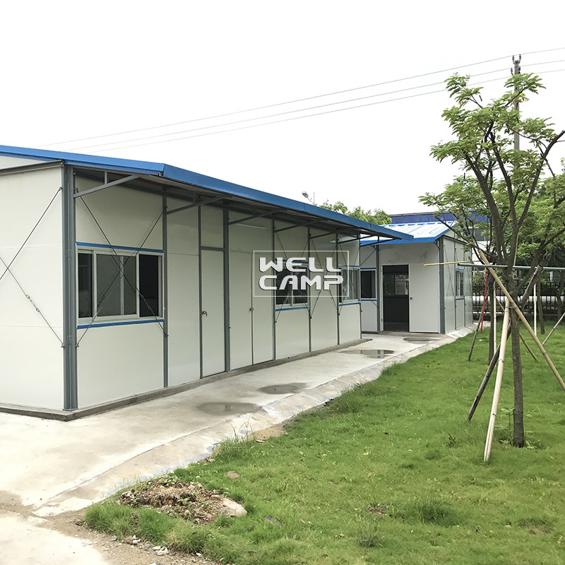 prefabricated houses china price dormitory single k20 cost