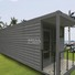 FC board WELLCAMP, WELLCAMP prefab house, WELLCAMP container house modern shipping container house