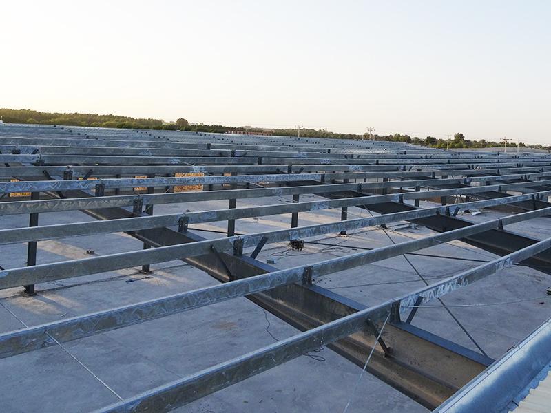 chicken prefab warehouse structure cost