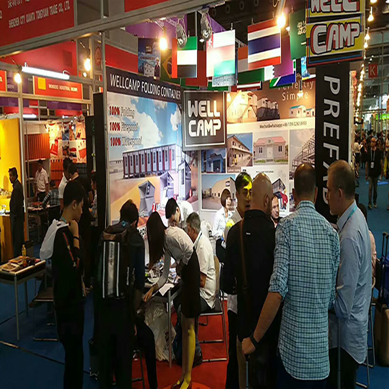 WELLCAMP Amazed the Canton Fair with Its Black Tech