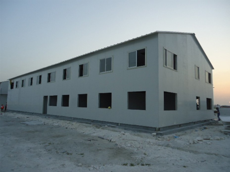 How to extend prefab guest house warranty?