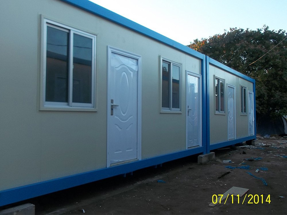 WELLCAMP, WELLCAMP prefab house, WELLCAMP container house Array image195