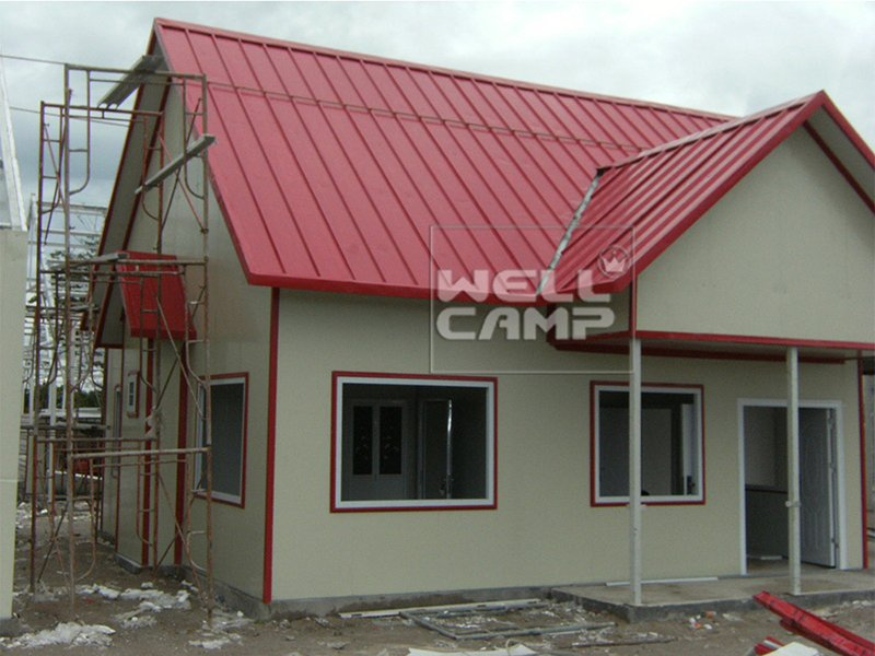 WELLCAMP, WELLCAMP prefab house, WELLCAMP container house Mobile Low Cost Steel Prefab House For Labor Camp, Wellcamp K-11 K Prefabricated House image34