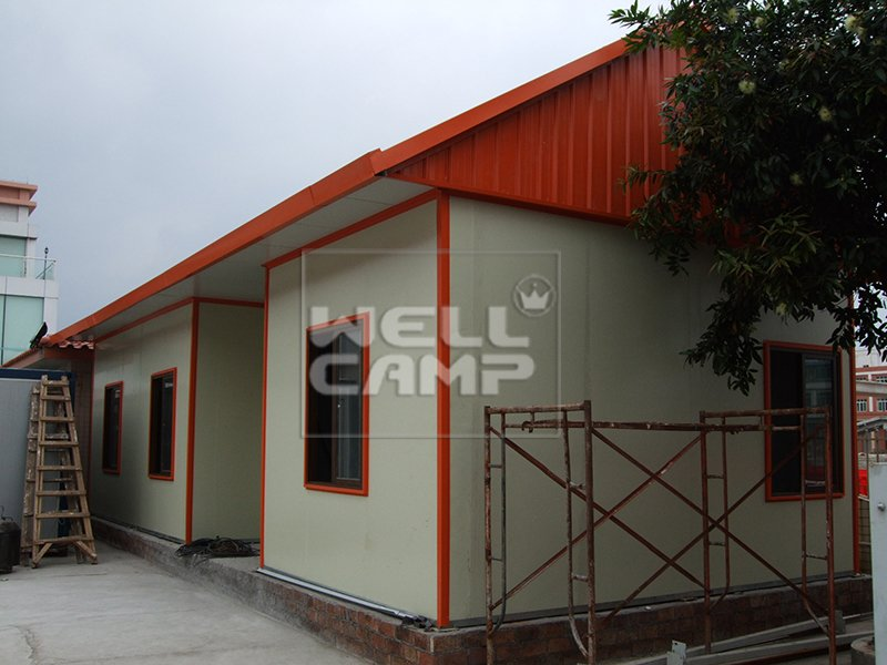 WELLCAMP, WELLCAMP prefab house, WELLCAMP container house Modern economic prefab homes for accommodation, Wellcamp T-8 T prefabricated House image29