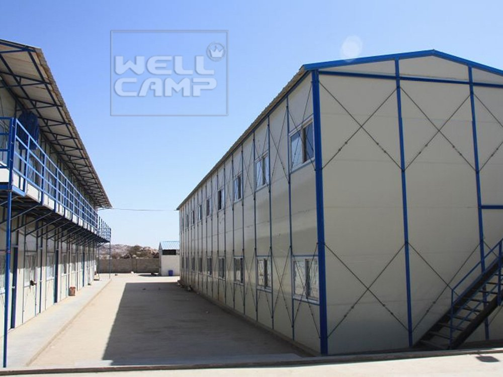 WELLCAMP, WELLCAMP prefab house, WELLCAMP container house Customized Modern Modular Prefab House, Wellcamp K-14 K Prefabricated House image19