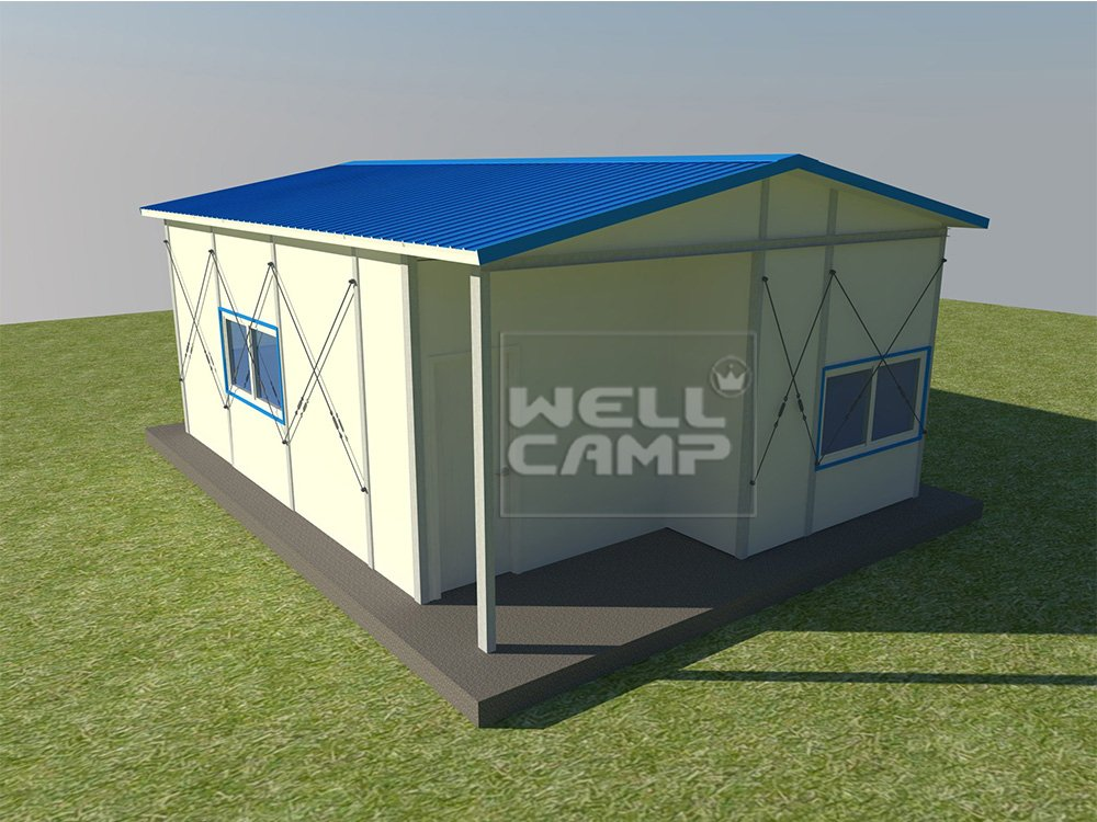WELLCAMP, WELLCAMP prefab house, WELLCAMP container house Array image174