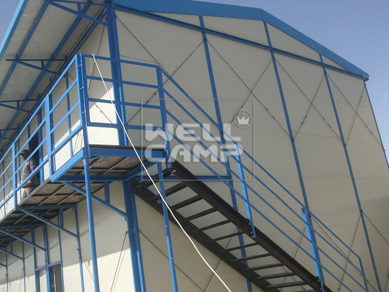 WELLCAMP, WELLCAMP prefab house, WELLCAMP container house Array image136