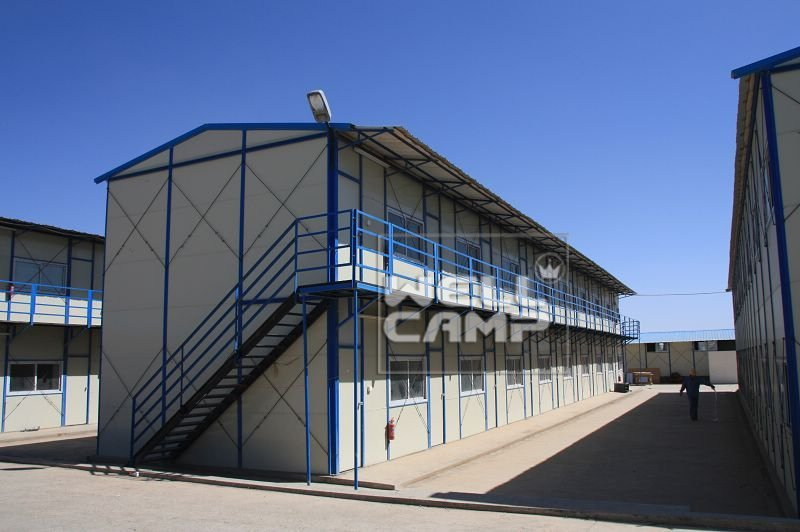 WELLCAMP, WELLCAMP prefab house, WELLCAMP container house New Style Affordable Modular House For Office, Wellcamp T-10 T prefabricated House image31