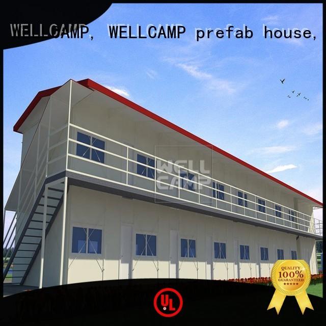 k9 camp OEM prefab houses WELLCAMP, WELLCAMP prefab house, WELLCAMP container house
