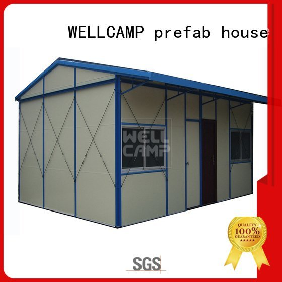 labour prefab housesWELLCAMP, WELLCAMP prefab house, WELLCAMP container house Brand
