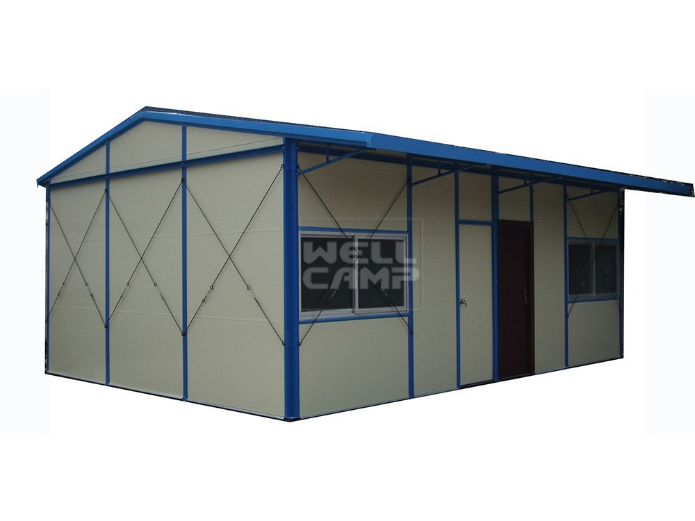 Cost Efficiency Modular Mobile Prefab Houses for sale, Wellcamp K-18