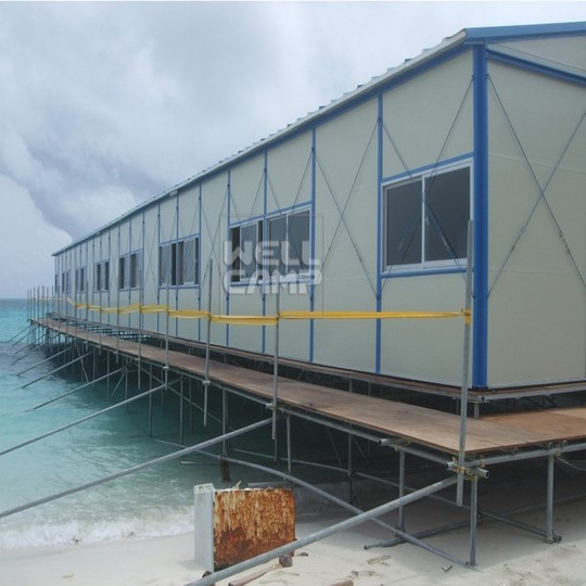 Wholesale on prefab houses WELLCAMP, WELLCAMP prefab house, WELLCAMP container house Brand