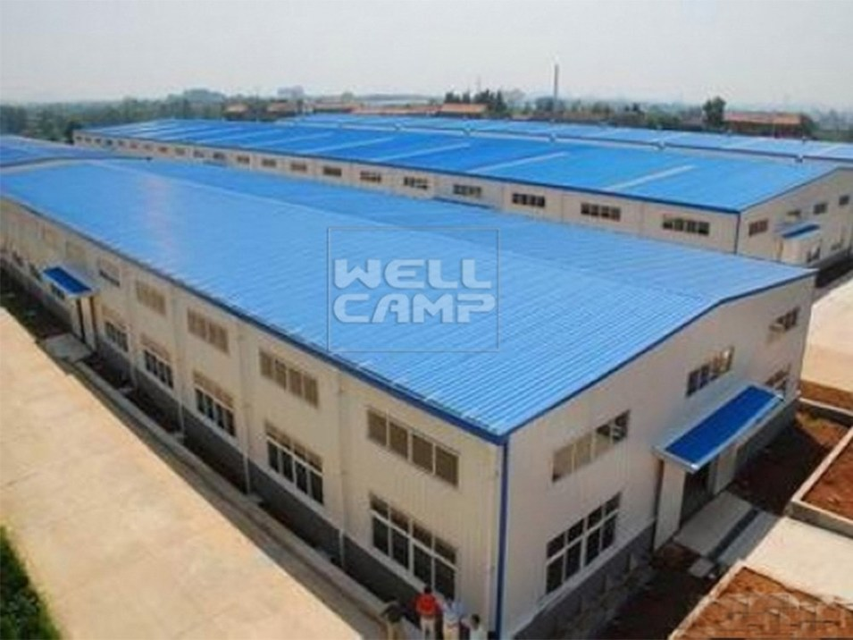 Economic Steel Structure Building for Warehouse, Wellcamp S-8
