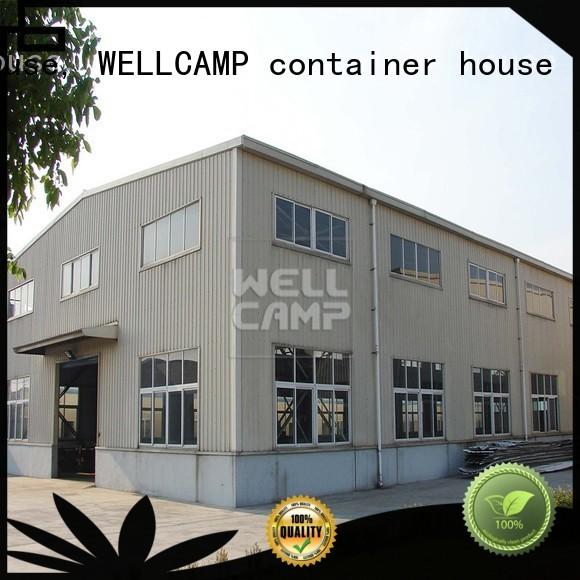 economic chicken steel warehouse wall WELLCAMP, WELLCAMP prefab house, WELLCAMP container house Brand