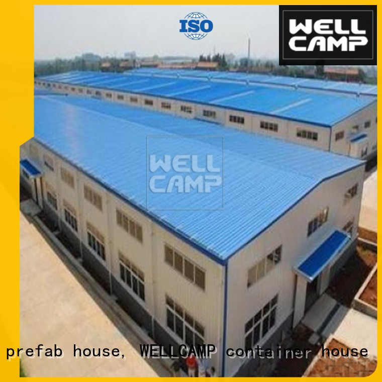 prefab warehouse chicken brick steel warehouse strong company