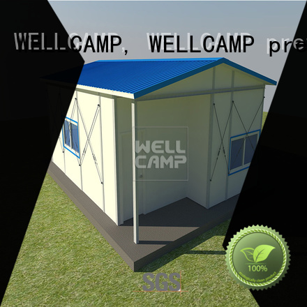 k5 low WELLCAMP, WELLCAMP prefab house, WELLCAMP container house Brand prefab houses