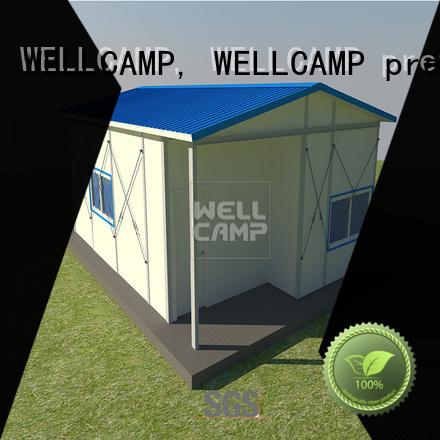 eps accommodation k4 prefabricated houses china price WELLCAMP, WELLCAMP prefab house, WELLCAMP container house Brand