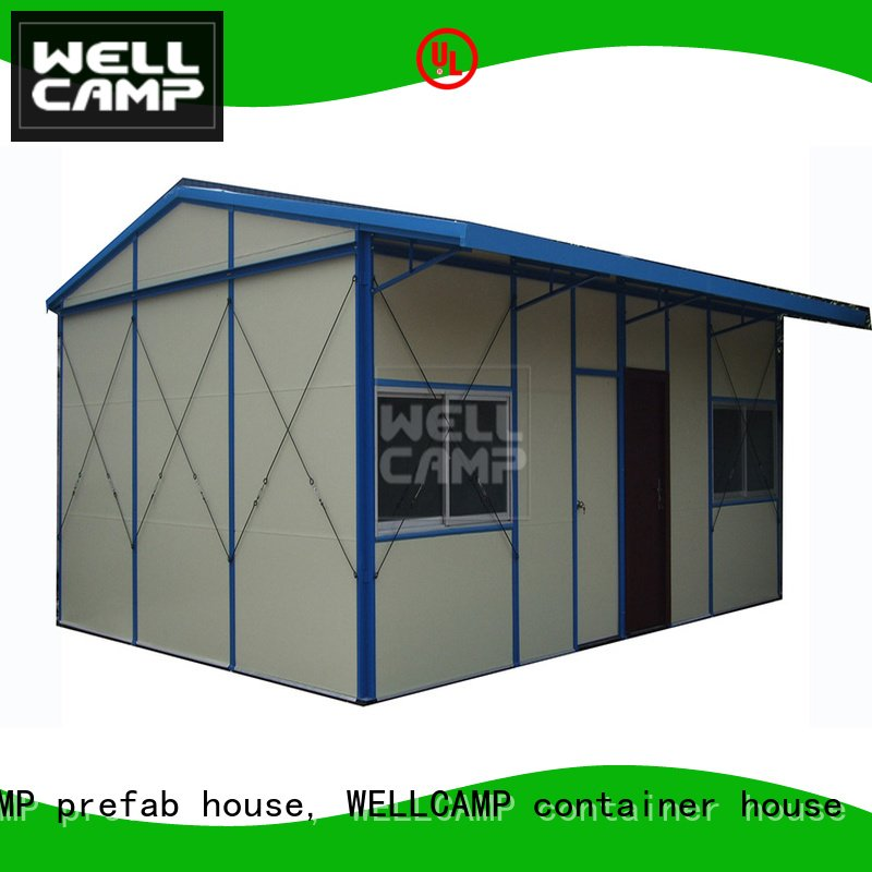 WELLCAMP, WELLCAMP prefab house, WELLCAMP container house cost prefabricated houses china price k17
