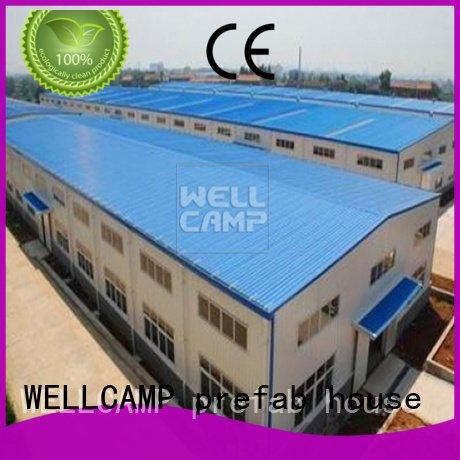 prefab warehouse strong building steel warehouse Warranty