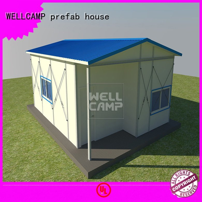 WELLCAMP, WELLCAMP prefab house, WELLCAMP container house Brand efficiency uae prefabricated houses china price k9