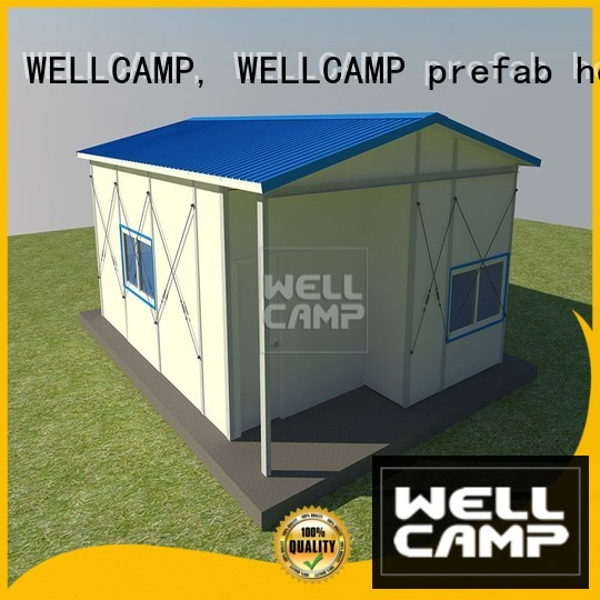 Quality WELLCAMP, WELLCAMP prefab house, WELLCAMP container house Brand prefabricated houses china price accommodation