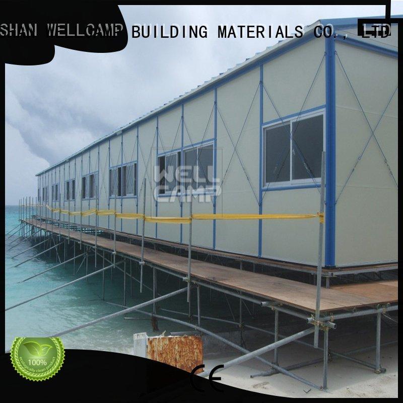 k2 prefabricated WELLCAMP, WELLCAMP prefab house, WELLCAMP container house prefabricated houses china price