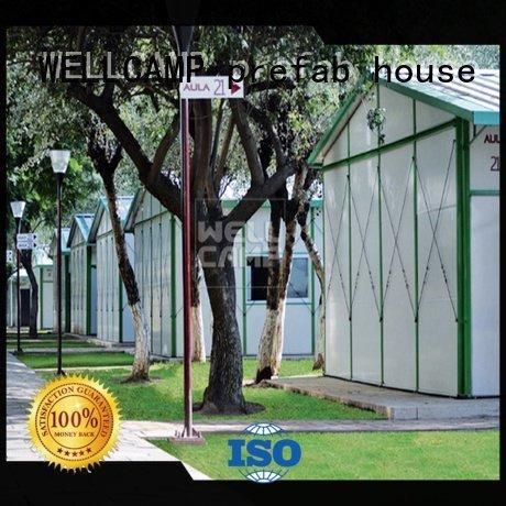OEM prefabricated houses china price three economic k12 prefab houses