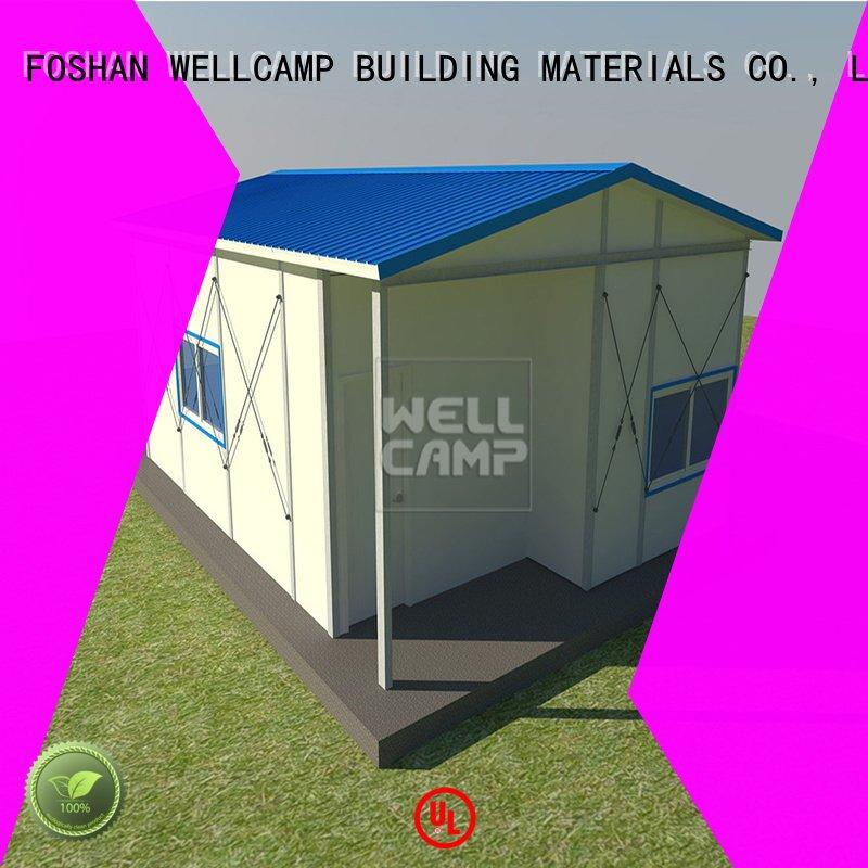 k4 k16 prefab houses k10 WELLCAMP, WELLCAMP prefab house, WELLCAMP container house Brand