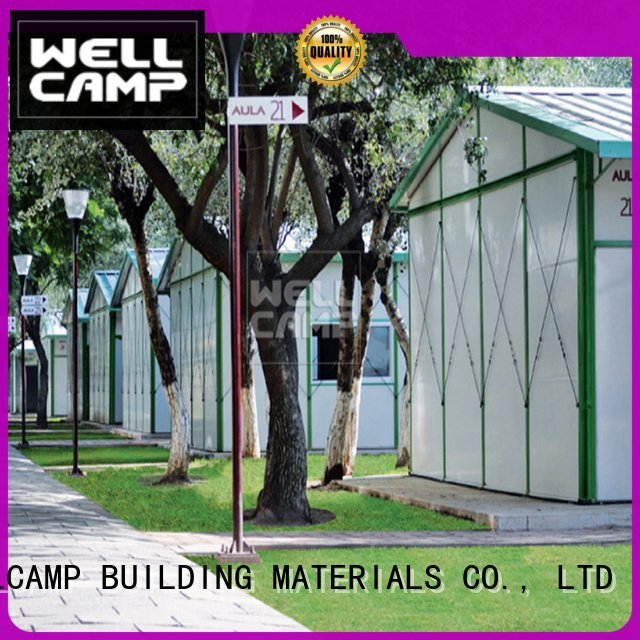 government mobile k10 WELLCAMP, WELLCAMP prefab house, WELLCAMP container house prefabricated houses china price