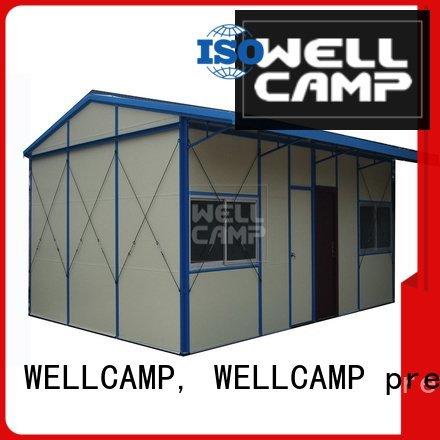Hot prefabricated houses china price k2 WELLCAMP, WELLCAMP prefab house, WELLCAMP container house Brand
