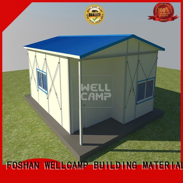 labor camp OEM prefab houses