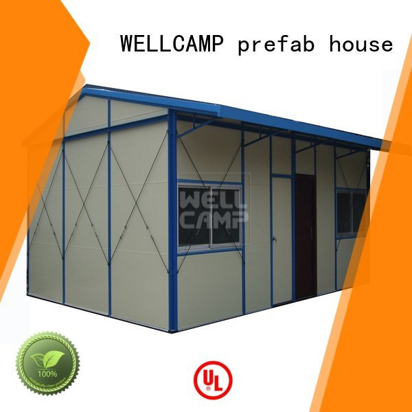 prefabricated houses china price house WELLCAMP, WELLCAMP prefab house, WELLCAMP container house Brand