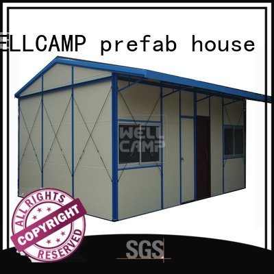 Wholesale strong prefabricated houses china price WELLCAMP, WELLCAMP prefab house, WELLCAMP container house Brand