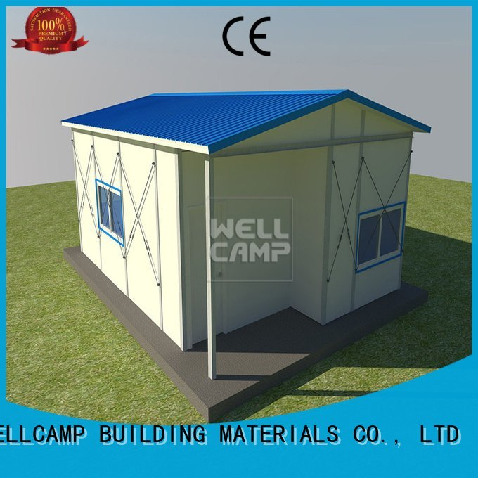 k10 panel prefab houses k7 WELLCAMP, WELLCAMP prefab house, WELLCAMP container house