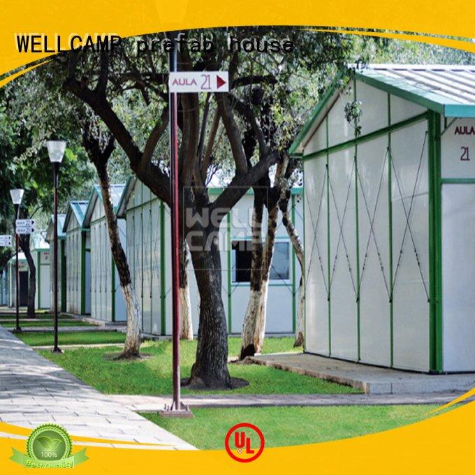 worker labour WELLCAMP, WELLCAMP prefab house, WELLCAMP container house Brand prefab houses