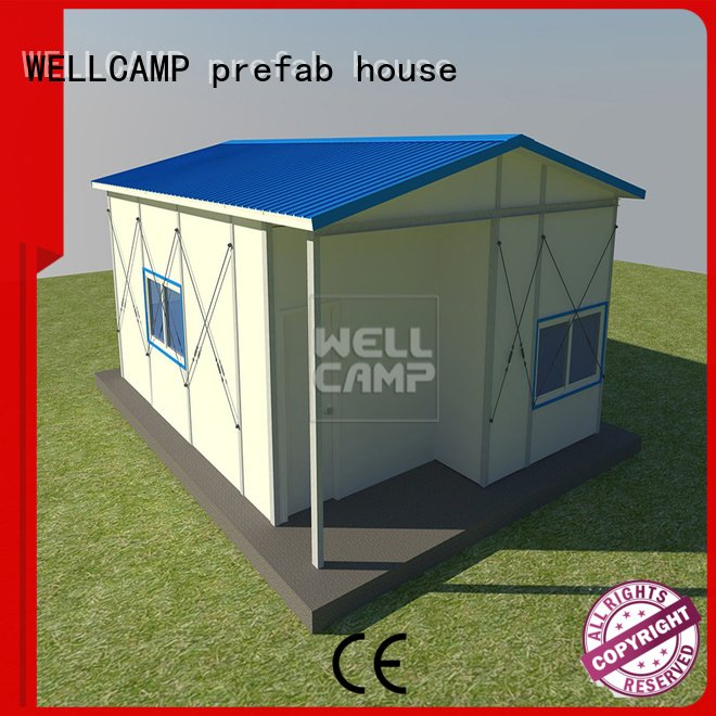 WELLCAMP, WELLCAMP prefab house, WELLCAMP container house Brand k14 prefabricated houses china price houses supplier