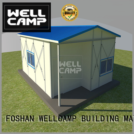k12 installed WELLCAMP, WELLCAMP prefab house, WELLCAMP container house Brand prefabricated houses china price factory