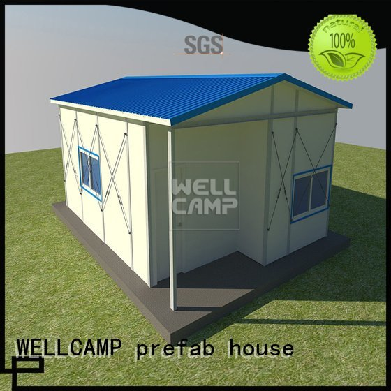 WELLCAMP, WELLCAMP prefab house, WELLCAMP container house Brand fast prefabricated houses china price