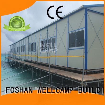 prefabricated houses china price k12 WELLCAMP, WELLCAMP prefab house, WELLCAMP container house Brand prefab houses