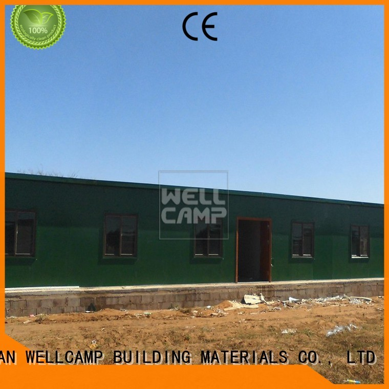 refugee t14 homes modular prefabricated house suppliers WELLCAMP, WELLCAMP prefab house, WELLCAMP container house manufacture