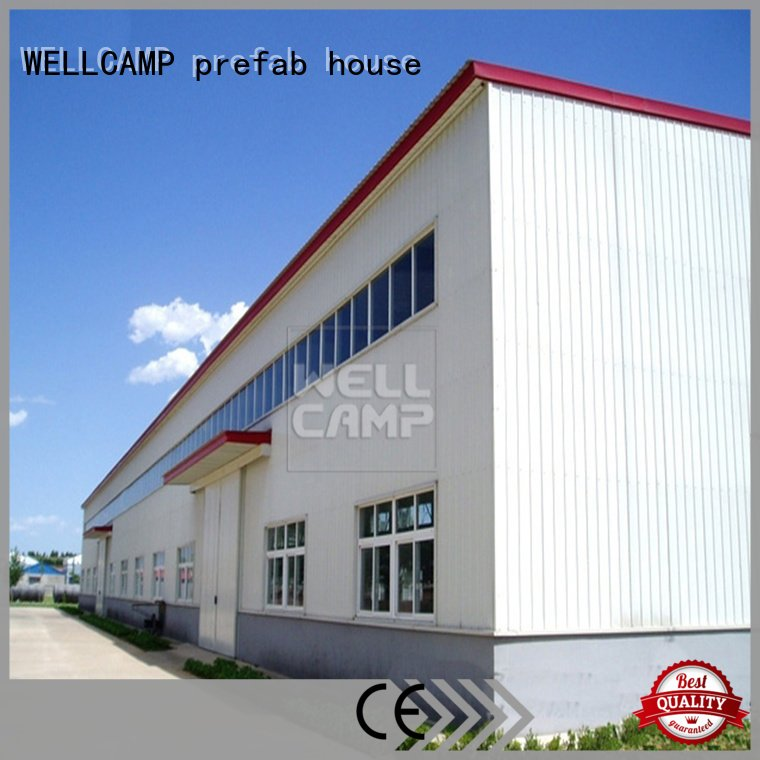 s2 steel warehouse s21 s3 WELLCAMP, WELLCAMP prefab house, WELLCAMP container house