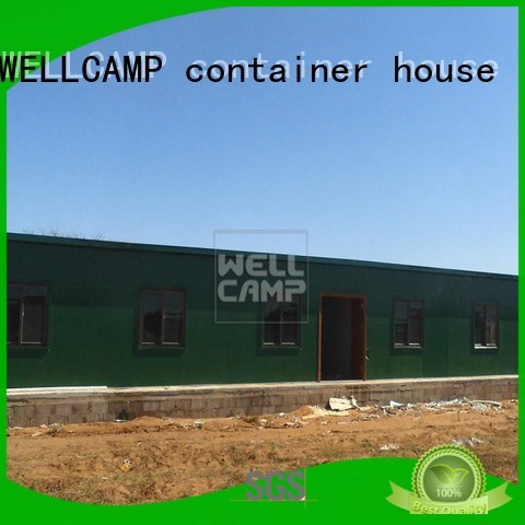 t13 Custom t15 prefab houses for sale economical WELLCAMP, WELLCAMP prefab house, WELLCAMP container house