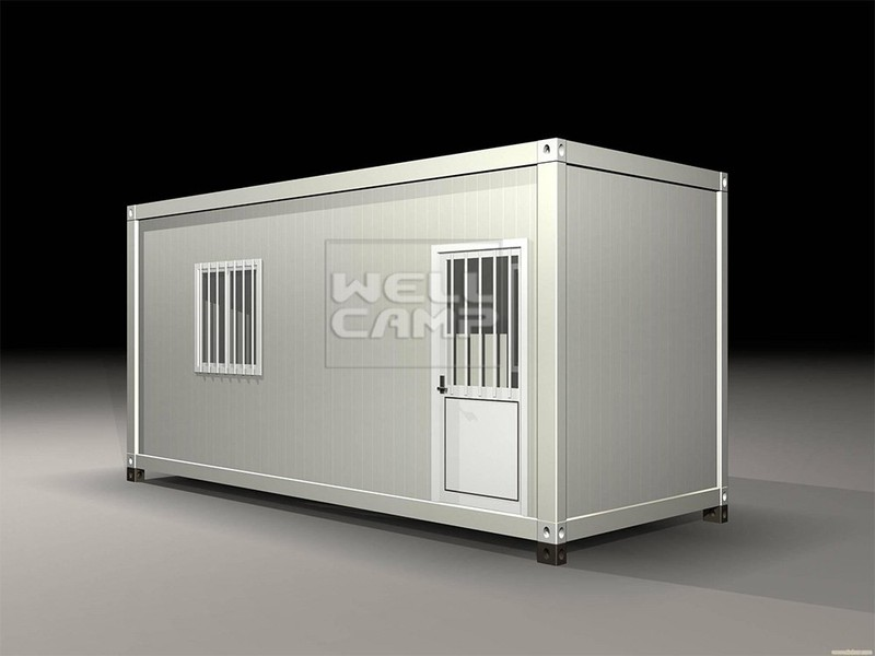 Fast Installed Modular Prefab Container House for Office, Wellcamp C-11