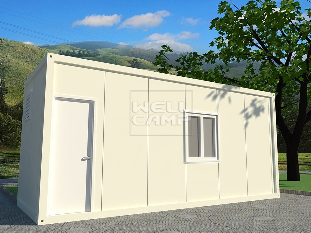 WELLCAMP, WELLCAMP prefab house, WELLCAMP container house 20GP Pre-made Prefabricated Container House for Apartment, Wellcamp C-13 Detachable Container House image90