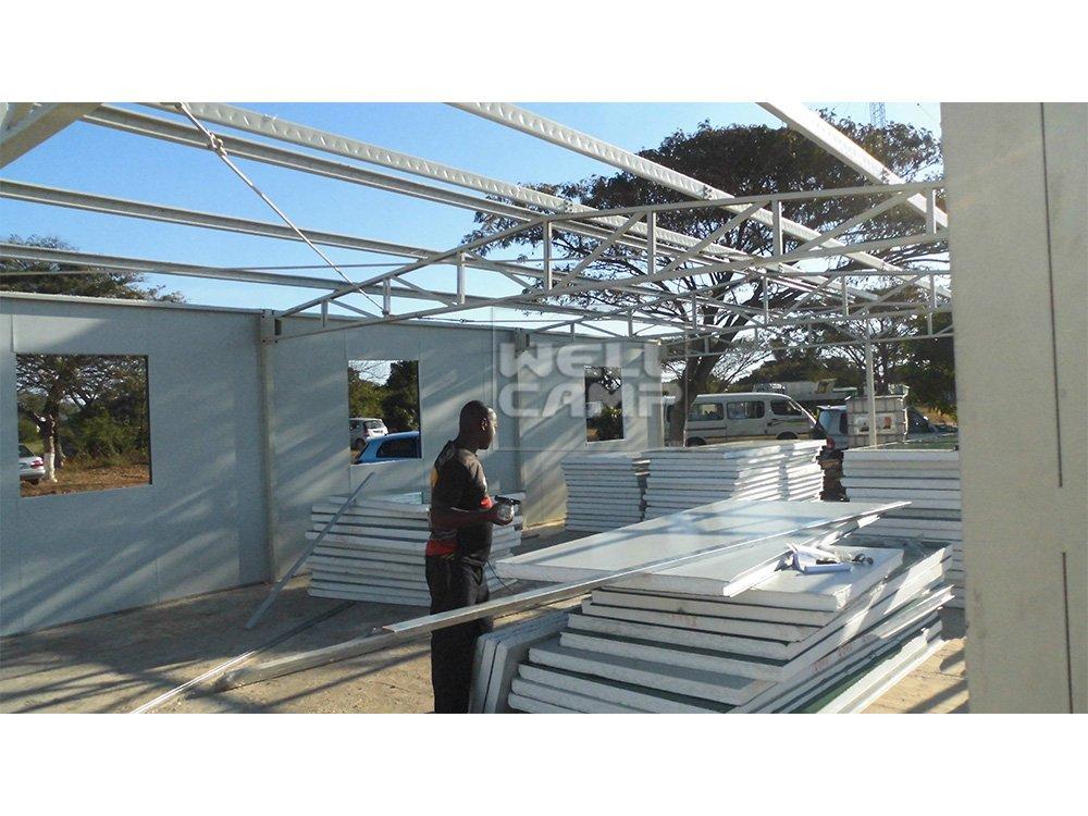 Hot Sale Fast Install Prefabricated Villa